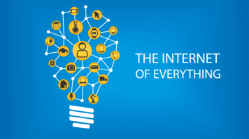 The internet of Everything Light bulb