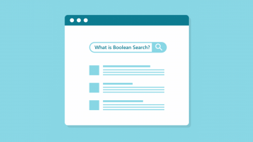 What is boolean search?