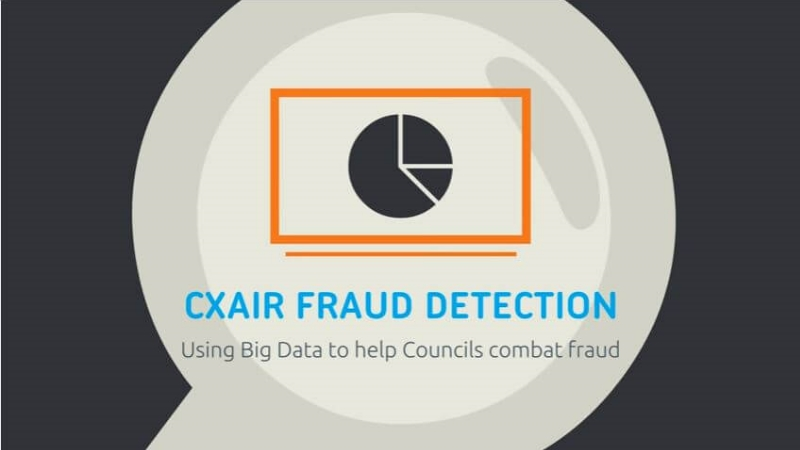 CXAIR Fraud Detection Video Image