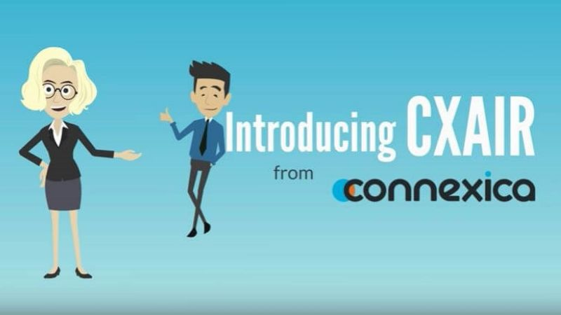 Introducing CXAIR from Connexica Video Image