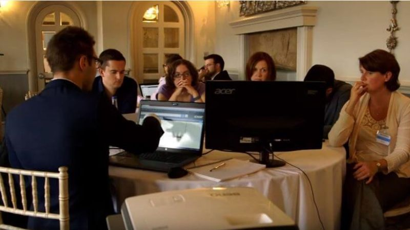 Connexica's Users at The User Event