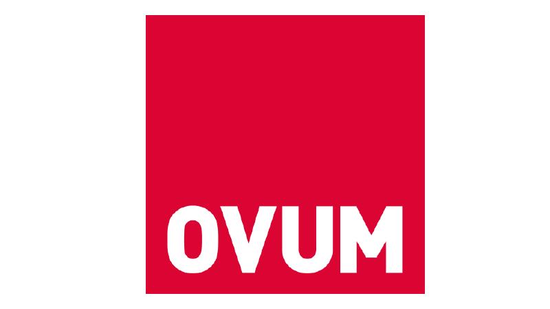 The ovum Logo