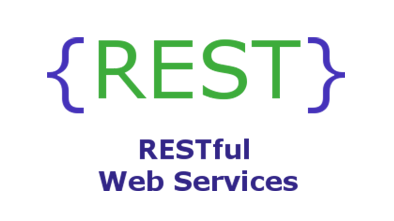 Restful webservices logo