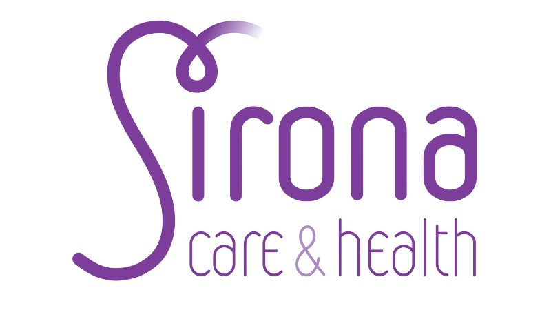 Sirona Care and Health Logo