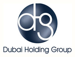 Dubai Holding Group logo