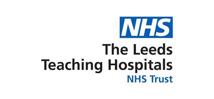 Leeds Teaching Hospital logo